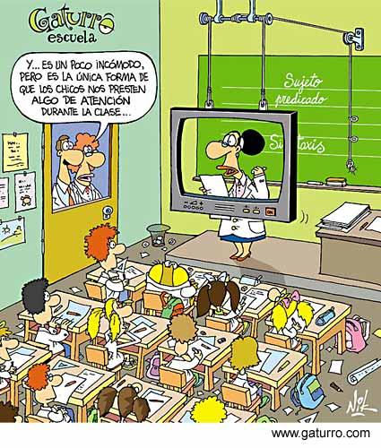 La enseñanza-aprendizaje en el aula